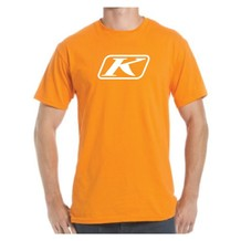 Футболка KLIM ICON T Orange (XL)