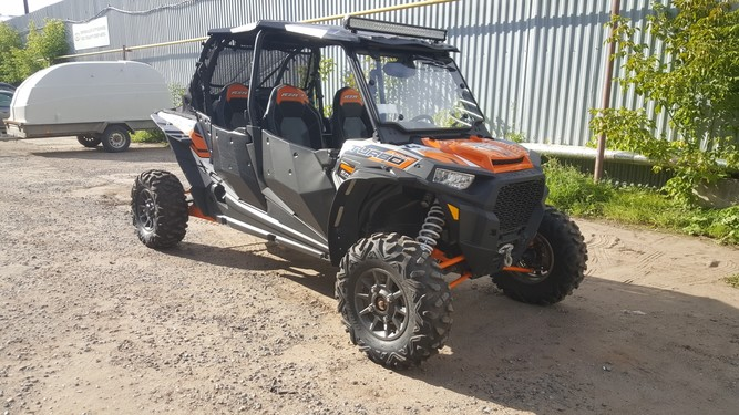 Polaris RZR XP 4 Turbo 2018