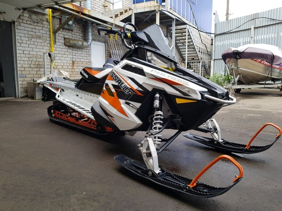 Cнегоход Polaris 800 RMK Assault 155 2015