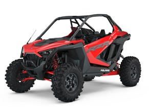 Мотовездеход RZR PRO XP Ultimate Indy Red