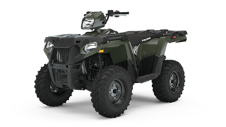 Квадроцикл Sportsman 450 Base Sage Green