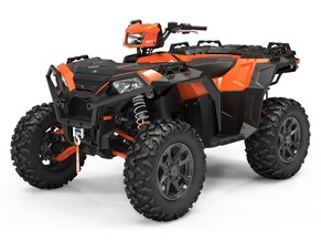 Квадроцикл Sportsman XP 1000 S Orange Madness