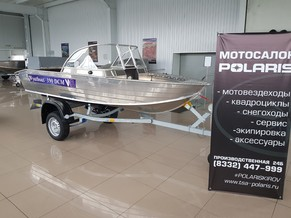Лодка Wyatboat 390 DCM