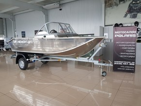 Катер Wyatboat Неман-450 DC NEW
