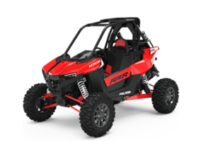 RZR 64 RS1 1000 - Indy Red