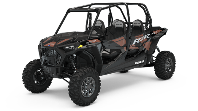 RZR XP 4 1000 Sport - Matte Copper