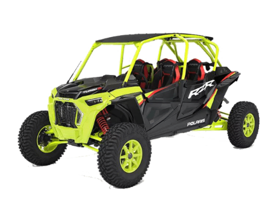 RZR 72 XP 4 Turbo S - Lifted Lime (US spec)