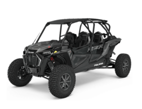 RZR 72 XP 4 Turbo S - Onyx Black