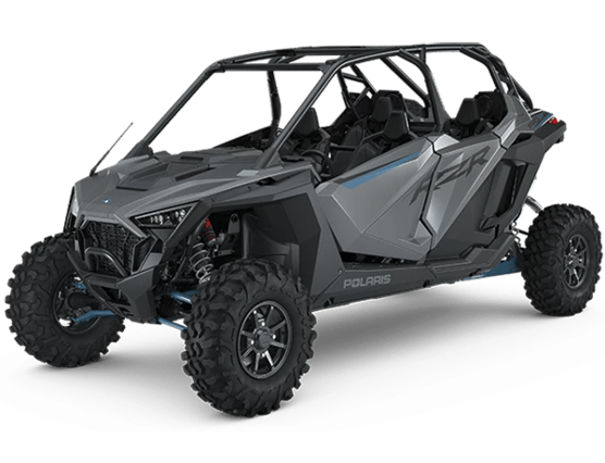 RZR 64 Pro XP 4 Ultimate - Matte Titanium Metallic