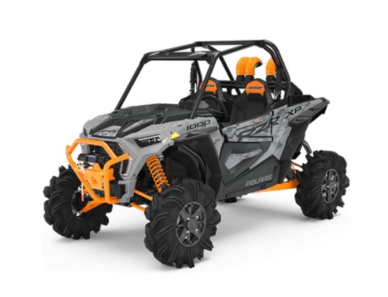 RZR XP 1000 HL - Ghost Gray