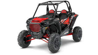 Мотовездеход RZR XP TURBO EPS Dynamix Edition