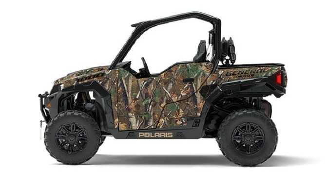 Мотовездеход POLARIS GENERAL 1000 EPS Camo